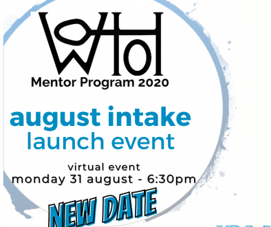 Mentor Launch Instagram 31 Aug